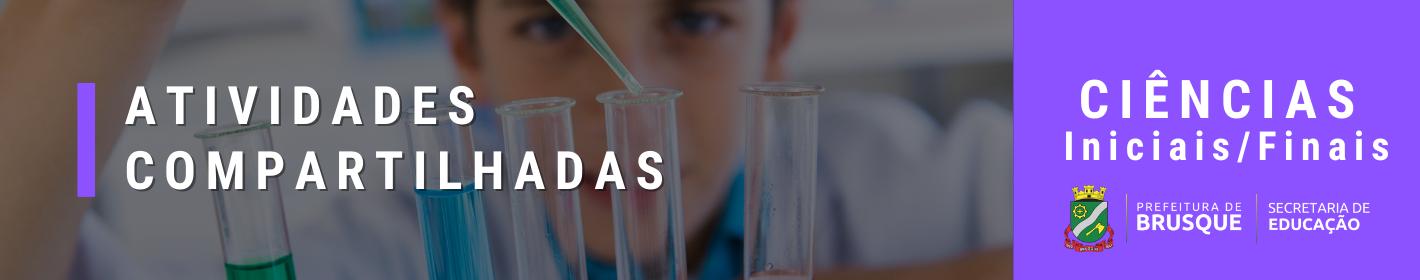 Atividades de Ciências- Anos Finais e Iniciais